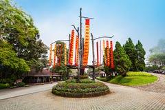 Doi Tung Royal Villa Mae Fah Luang Garden Stock Images