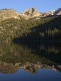 Doigt de destin, Idaho Photos stock
