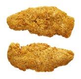 Doigts de poulet Photos stock