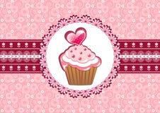 doily пирожня бесплатная иллюстрация