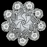 Doily Royalty Free Stock Photo