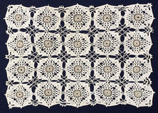 Doily decies Stock Photo