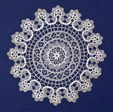 Doily duodecies Royalty Free Stock Photography
