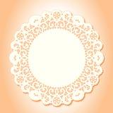 doily lace victorian Стоковые Изображения