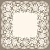 Doily Lace. Stock Photos