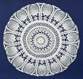 Doily quinquiesdecies Royalty Free Stock Photography