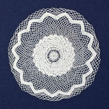 Doily septiesdecies Royalty Free Stock Photos
