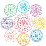 Doily. Royalty Free Stock Photography