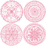 Doily. Royalty Free Stock Photos