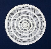 Doily sexdecies Stock Photo