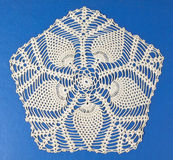 Doily ter Stock Image