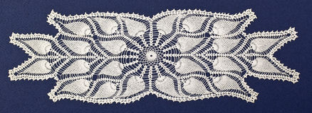 Doily terdecies Stock Photos