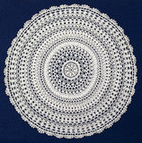 Doily undecies Stock Image