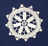 Doily vicies semel Royalty Free Stock Photos