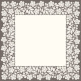 Doily. Royalty Free Stock Images