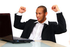 Doing Business Stock Photo