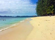 Doini ö, Papua Nya Guinea fotografering för bildbyråer