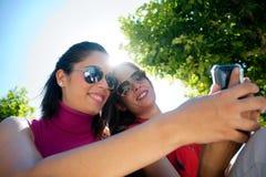 Dois amigos Foto de Stock
