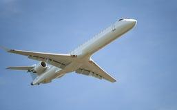 Dois aviões do motor de jato Imagem de Stock Royalty Free