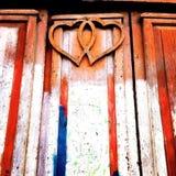 Dois corações em um Imagem de Stock Royalty Free