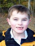 Dois dentes anteriors Imagem de Stock
