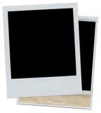 Dois frames da foto Imagem de Stock Royalty Free