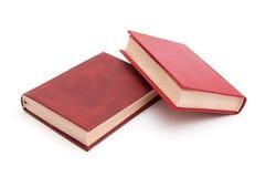 Dois livros Fotografia de Stock Royalty Free