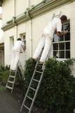 Dois pintores 3 Foto de Stock