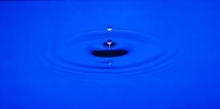 Dois waterdorps Fotografia de Stock