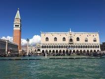 Doje's pałac, Wenecja, Włochy Zdjęcia Stock