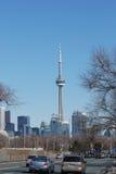 dojeżdżać do Toronto Obraz Royalty Free