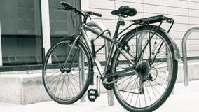 Dojeżdżającego rower Zdjęcie Royalty Free