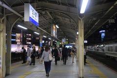 Dojeżdżający Kobe Japonia Fotografia Stock