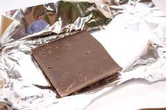 Dojna czekolada Obrazy Stock
