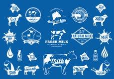 Dojny logo, ikony i projektów elementy, ilustracji