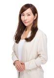 dojrzała Azjata kobieta Obrazy Royalty Free