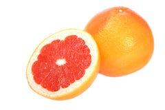 dojrzała grapefruits czerwień zdjęcia royalty free
