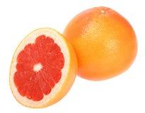 dojrzała grapefruits czerwień Fotografia Stock
