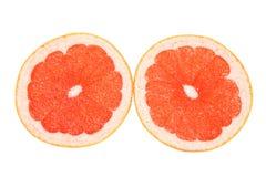 dojrzała grapefruits czerwień obraz royalty free