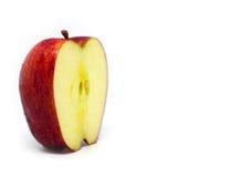 Dojrzałe czerwone jabłczane owoc Zdjęcia Royalty Free
