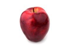Dojrzały czerwony jabłko Obraz Stock