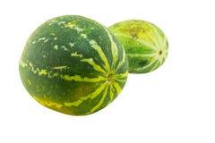 Dojrzały melon odizolowywający obrazy stock