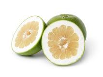 Dojrzały zielony sweetie cytrus zdjęcia royalty free