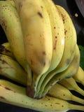 dojrzałe banany! Zdjęcie Royalty Free
