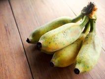 dojrzałe banany Zdjęcia Stock