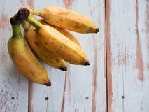 dojrzałe banany Zdjęcie Stock