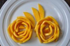 dojrzałe mango Obraz Royalty Free