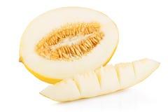 Dojrzały miodunka melon Fotografia Stock