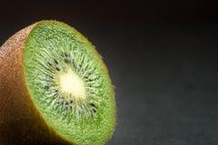 dojrzały owocowy kiwi Obrazy Stock