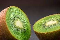 dojrzały owocowy kiwi Fotografia Royalty Free